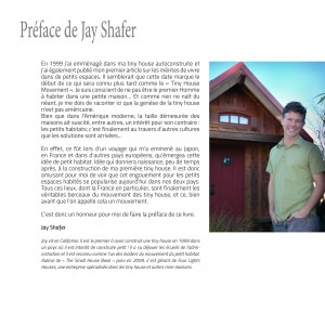 Préface Jay Shafer